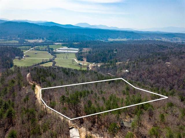 Lot 9 Hay Drive, Morganton, GA 30560 (MLS #6852605) :: North Atlanta Home Team