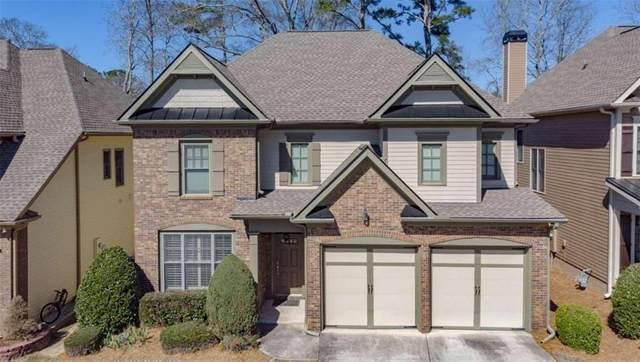 4205 Idlewood Parc Court, Tucker, GA 30084 (MLS #6852677) :: North Atlanta Home Team