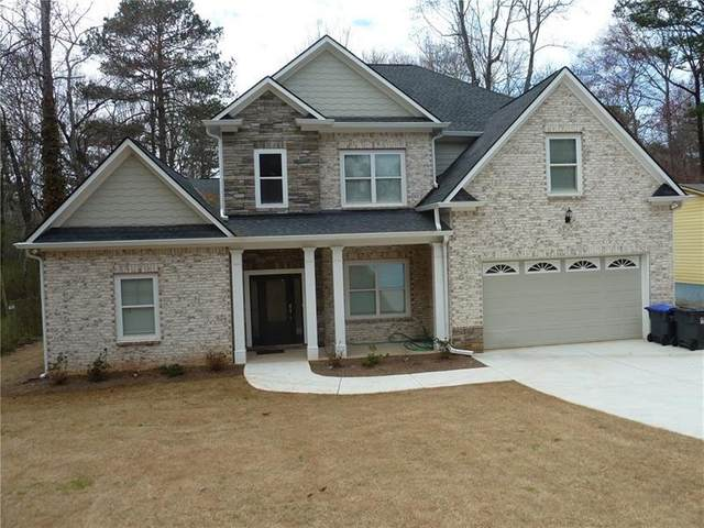 1294 Brays Mill Trace, Lawrenceville, GA 30044 (MLS #6852809) :: North Atlanta Home Team