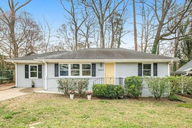 2953 Westbury Drive, Decatur, GA 30033 (MLS #6852819) :: The Zac Team @ RE/MAX Metro Atlanta