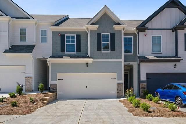 737 Woodstock Grove Drive, Woodstock, GA 30188 (MLS #6852828) :: Kennesaw Life Real Estate