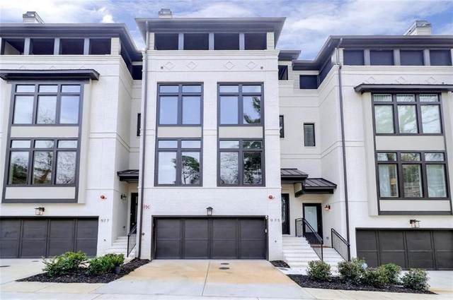 985 Laurel Court NE, Atlanta, GA 30326 (MLS #6852849) :: Kennesaw Life Real Estate