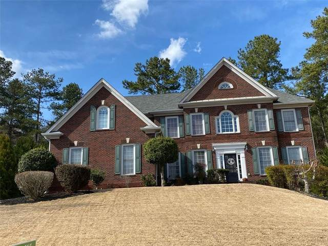 133 Rocky Point Court, Acworth, GA 30101 (MLS #6852927) :: Good Living Real Estate