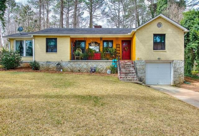 1381 Dodson Drive, Atlanta, GA 30311 (MLS #6852943) :: North Atlanta Home Team