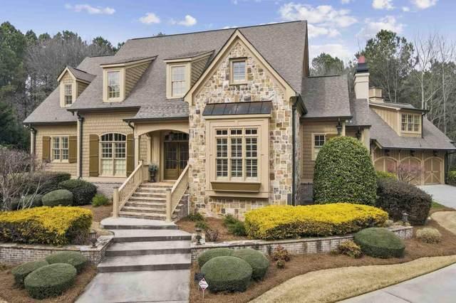 100 Newhaven Drive, Fayetteville, GA 30215 (MLS #6852959) :: North Atlanta Home Team