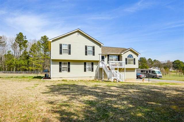 136 Euharlee Five Forks Road, Euharlee, GA 30145 (MLS #6852974) :: North Atlanta Home Team