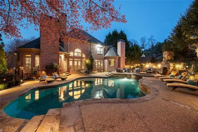 8525 Saint Marlo Fairway Drive, Duluth, GA 30097 (MLS #6853142) :: Good Living Real Estate