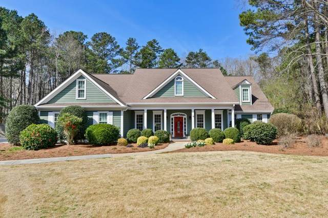 225 Thompson Springs Drive, Milton, GA 30004 (MLS #6853206) :: North Atlanta Home Team