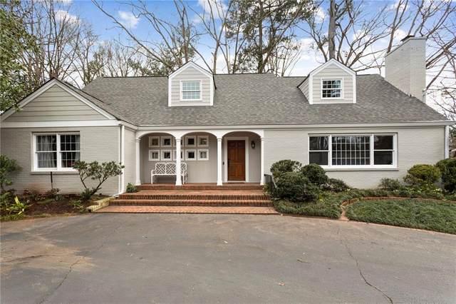 1986 Lyle Avenue, College Park, GA 30337 (MLS #6853210) :: North Atlanta Home Team