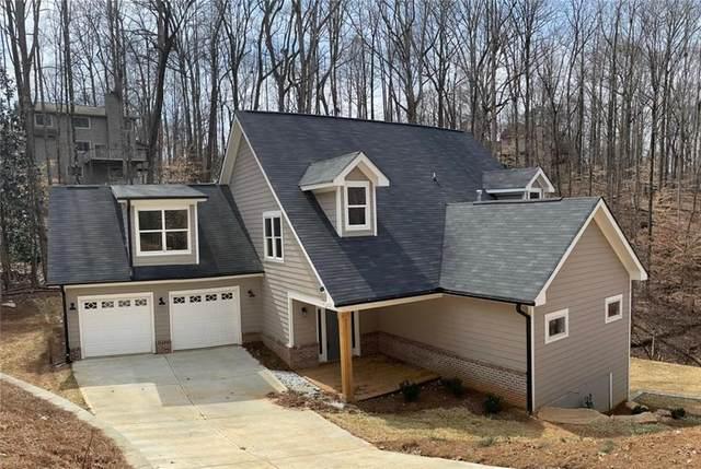 160 Buckthorn Court, Roswell, GA 30076 (MLS #6853211) :: North Atlanta Home Team