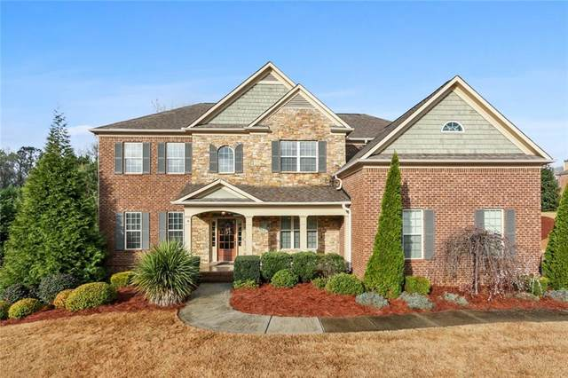 4075 Cooks Farm Drive NW, Kennesaw, GA 30152 (MLS #6853224) :: Path & Post Real Estate