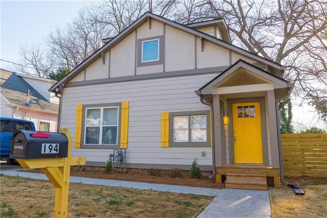 194 Racine Street SW, Atlanta, GA 30314 (MLS #6853245) :: Path & Post Real Estate