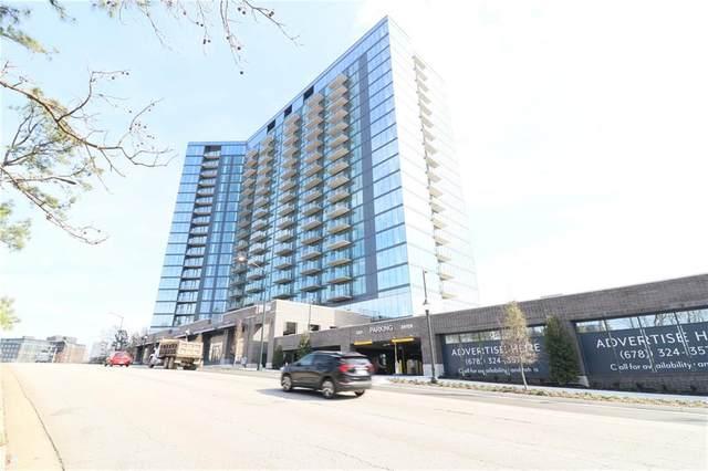 788 West Marietta Street NW #511, Atlanta, GA 30318 (MLS #6853255) :: The Justin Landis Group