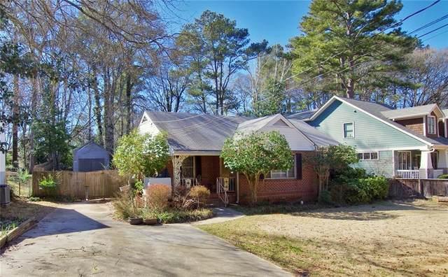 474 Eastland Drive, Decatur, GA 30030 (MLS #6853294) :: AlpharettaZen Expert Home Advisors