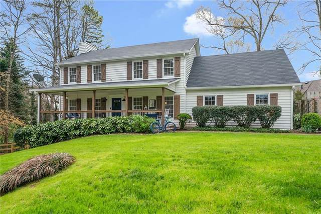 4949 Timber Ridge Road, Marietta, GA 30068 (MLS #6853331) :: North Atlanta Home Team