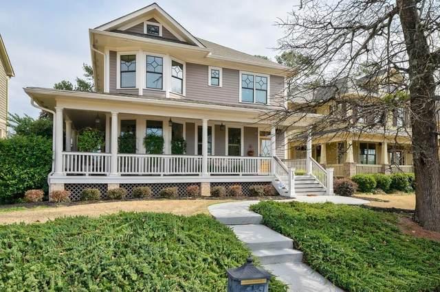132 Autry Street, Norcross, GA 30071 (MLS #6853422) :: North Atlanta Home Team