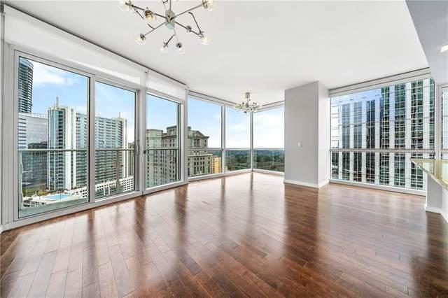 3325 Piedmont Road NE #2007, Atlanta, GA 30305 (MLS #6853487) :: Good Living Real Estate