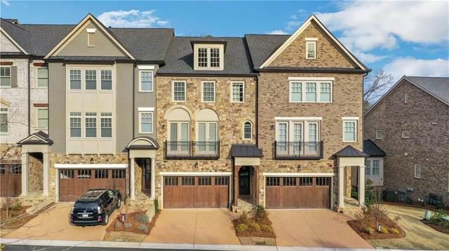 406 Abbington River Lane, Atlanta, GA 30339 (MLS #6853587) :: RE/MAX Prestige