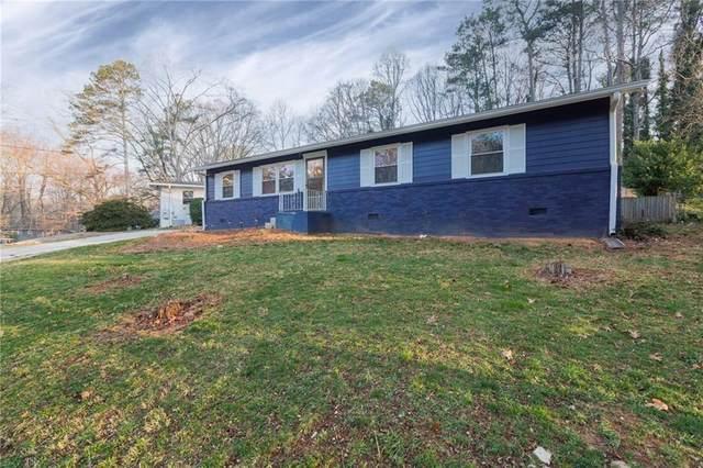 2407 Ridgeway Drive, Atlanta, GA 30360 (MLS #6853597) :: North Atlanta Home Team