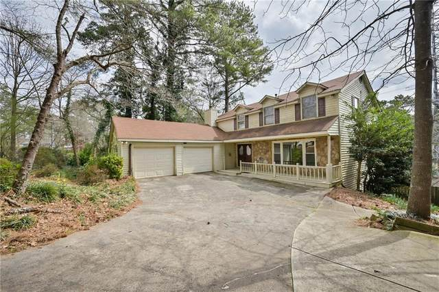 4210 Summit Drive, Marietta, GA 30068 (MLS #6853661) :: Thomas Ramon Realty
