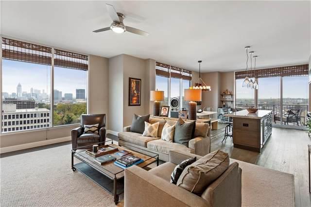 1820 Peachtree Street NW #1114, Atlanta, GA 30309 (MLS #6853703) :: RE/MAX Prestige