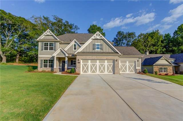 591 Rocky Springs Drive, Jefferson, GA 30549 (MLS #6853714) :: Thomas Ramon Realty