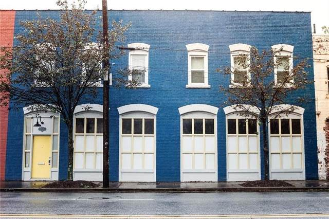 560 Marietta Street SW B, Atlanta, GA 30313 (MLS #6853760) :: Thomas Ramon Realty