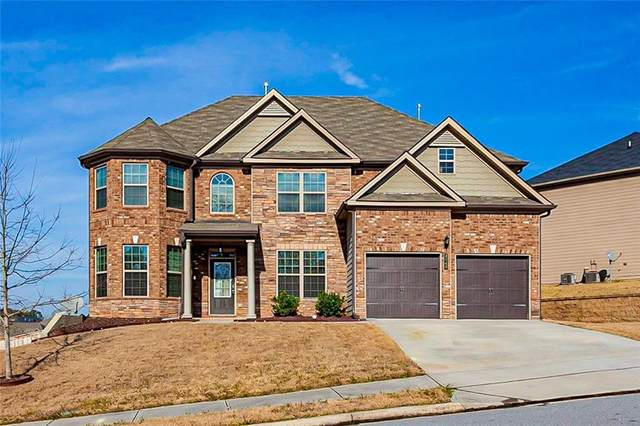 8040 Hillside Climb Way, Snellville, GA 30039 (MLS #6853778) :: North Atlanta Home Team
