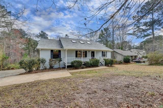 4725 Ben Hill Drive, Oakwood, GA 30566 (MLS #6853791) :: North Atlanta Home Team