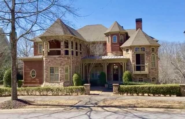 6756 Hedge Row Lane, Gainesville, GA 30506 (MLS #6853810) :: Path & Post Real Estate