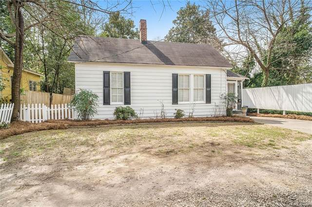 115 Pate Street, Decatur, GA 30030 (MLS #6853844) :: RE/MAX Prestige