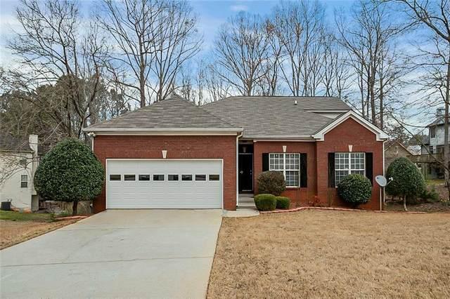 3354 Hunters Hill Drive, Lithonia, GA 30038 (MLS #6853870) :: North Atlanta Home Team