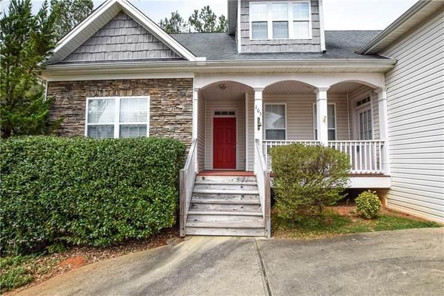 105 Highland Drive, Rockmart, GA 30153 (MLS #6853890) :: North Atlanta Home Team