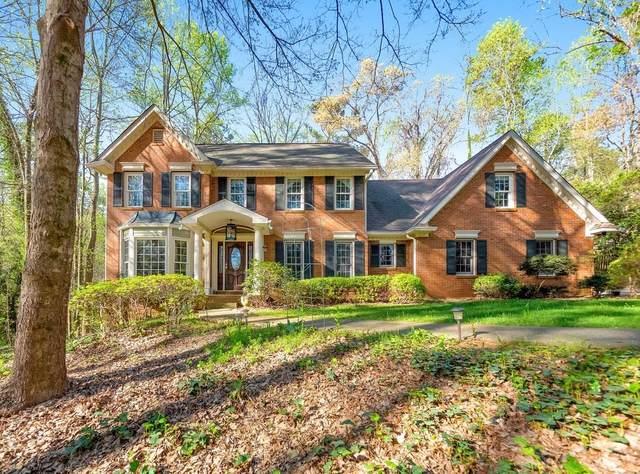 3966 Jefferson Township Parkway, Marietta, GA 30066 (MLS #6853910) :: North Atlanta Home Team