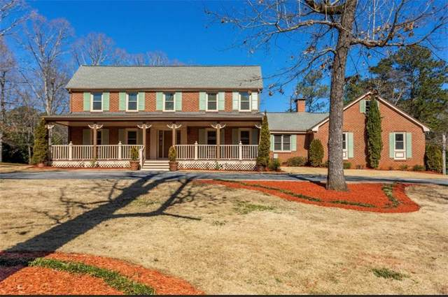 5596 Hugh Howell Road, Stone Mountain, GA 30087 (MLS #6853951) :: The Realty Queen & Team