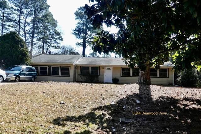 3344 Dearwood Drive SW, Lilburn, GA 30047 (MLS #6854001) :: Rock River Realty