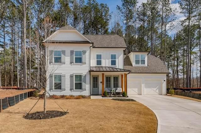 118 Oakdale Woods Lane, Acworth, GA 30102 (MLS #6854117) :: North Atlanta Home Team