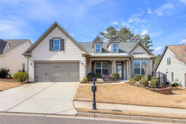 205 Woodridge Terrace, Canton, GA 30114 (MLS #6854162) :: North Atlanta Home Team