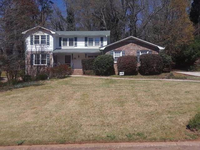 4256 Autumn Wood Court E, Stone Mountain, GA 30083 (MLS #6854165) :: The Zac Team @ RE/MAX Metro Atlanta