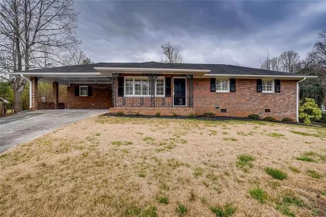 541 Favorwood Drive SW, Marietta, GA 30060 (MLS #6854183) :: North Atlanta Home Team