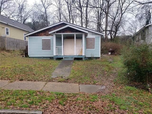 221 Stafford Street NW, Atlanta, GA 30314 (MLS #6854184) :: Rock River Realty