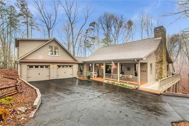208 Trout Lily Trail, Big Canoe, GA 30143 (MLS #6854270) :: 515 Life Real Estate Company