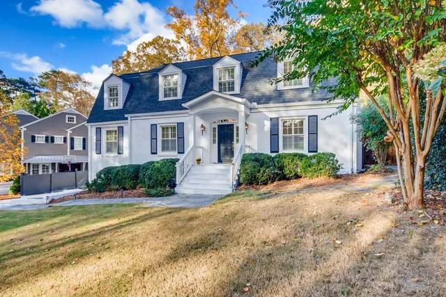 2633 Dellwood Drive NW, Atlanta, GA 30305 (MLS #6854274) :: The Realty Queen & Team