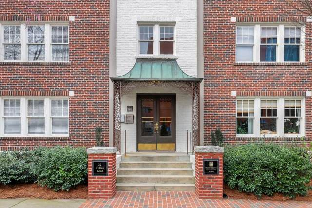 22 Collier Road #8, Atlanta, GA 30309 (MLS #6854278) :: North Atlanta Home Team