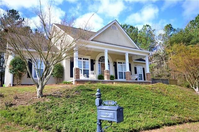 104 Hidden Lake Drive, Bremen, GA 30110 (MLS #6854284) :: North Atlanta Home Team