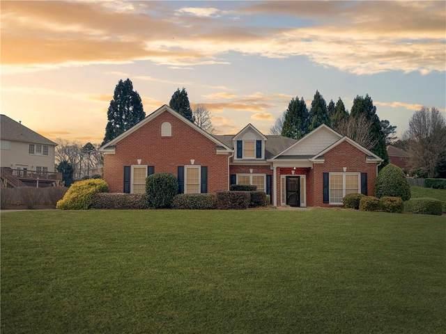 1034 Bradshaw Estates Drive, Canton, GA 30115 (MLS #6854300) :: Path & Post Real Estate