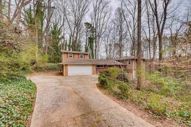 4659 Canyon Creek Trail NE, Sandy Springs, GA 30342 (MLS #6854347) :: North Atlanta Home Team