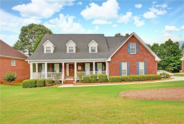3208 Haleys Way SE, Conyers, GA 30013 (MLS #6854381) :: North Atlanta Home Team