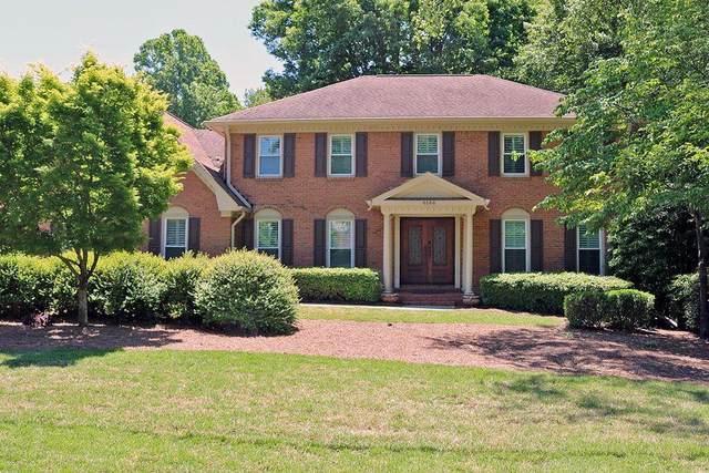 6166 Rosecommon Drive, Peachtree Corners, GA 30092 (MLS #6854395) :: North Atlanta Home Team