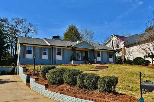 939 Chattahoochee Drive, Gainesville, GA 30501 (MLS #6854446) :: North Atlanta Home Team